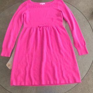 Lilly Pulitzer Kids Effie Sweater Dress